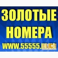 Золотые номера на 55555.in.ua - Лучший выбор и цены
