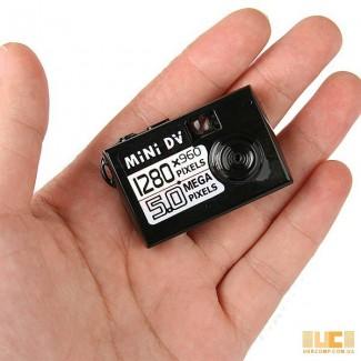 Шпионская видеокамера