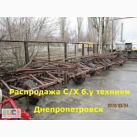 Культиваторы б/у КПСП-4 распродажа