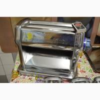 Срочно Машинка для раскатки теста б/у, лапшерезка бу ручная Restaurant Imperia Manuale 10