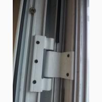 Замена петель S-94 в алюминиевых дверях Киев, петли S-94 Киев
