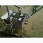 Вибростанок для производства шлакоблока «НВС-2»