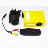 Мини проектор портативный мультимедийный Led Projector T300