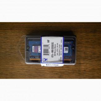 Память для Apple 2GB DDR3 Kingston 1333MHz KTA-MB1333S2G