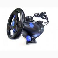 Руль с педалями 3в1 Vibration Steering wheel