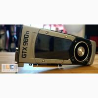 Видеокарта GTX 980ti, 980, 970, Titan X, AMD Radeon R9