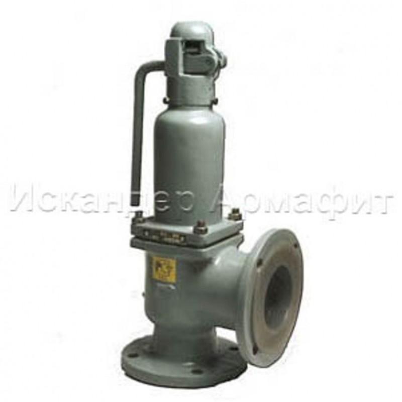 Клапан предохранительный СППК4 80-16 ХЛ1