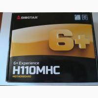 Материнская плата Biostar H110MHC