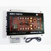 Автомобильный усилитель звука CMAudio MRV-1907U + USB 4000Вт