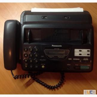 Продам Факс Panasonic KX-FT22RU с бумагой