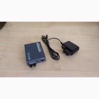 1000Base-T to 1000Base-X GbE Media Converter, SC
