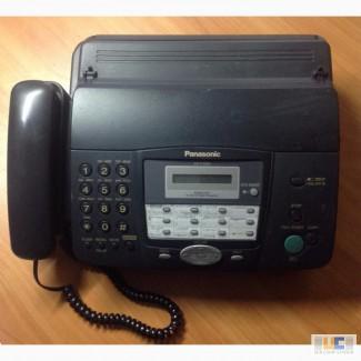 Продам Телефон-Факс Panasonic KX-FT904 с бумагой