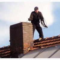 Профессиональная чистка дымоходов