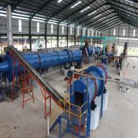 Оборудование переработки и гранулирования помета, навоза, пищевых отходов в удобрения