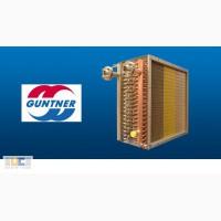 Поставка - теплообменных блоков фирмы GUNTNER