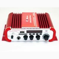 Усилитель звука CM-2042U USB+SD+AUX+Караоке