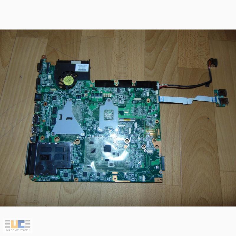 Фото 2. Материнская плата ноутбука HP Pavilion dv6-1220sl + 320 (2, 1Ghz)
