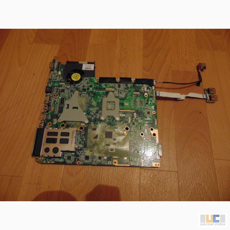 Фото 3. Материнская плата ноутбука HP Pavilion dv6-1220sl + 320 (2, 1Ghz)