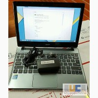 Нерабочий ноутбук Acer Chromebook Q1VZC(разборка)