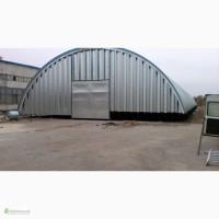 Строительство бескаркасных ангаров и сооружений