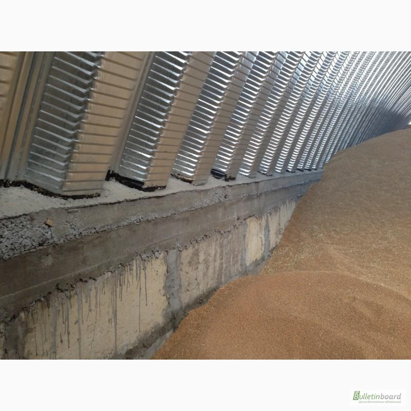 Фото 9. Бескаркасные арочные ангары, напольные зернохранилища, склады