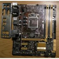 Asus B85M-G s1150, Intel B85