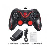 Джойстик X7 Bluetooth беспроводной геймпад с держателем