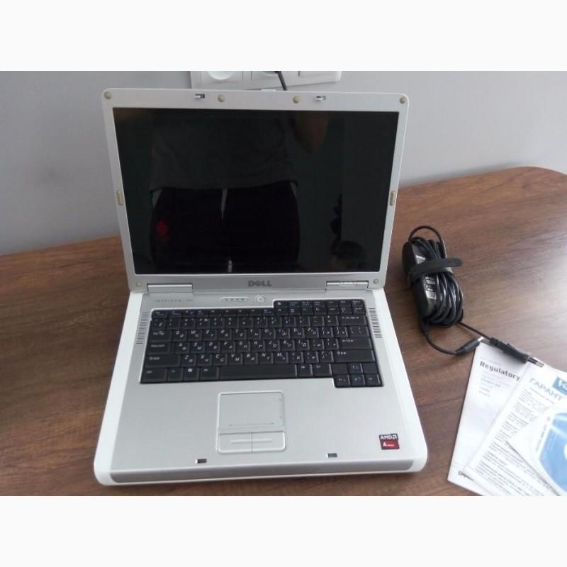 Фото 2. Недорогой 2-х ядерный ноутбук Dell Inspiron 1501