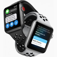 Apple Watch Nike + 38мм