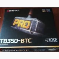 Материнская плата Biostar TB350-BTC