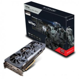 SAPPHIRE NITRO Radeon R9 390X 8G D5 with Back Plate