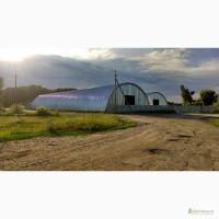 Бескаркасные арочные ангары, склады, перекрытия и сооружения