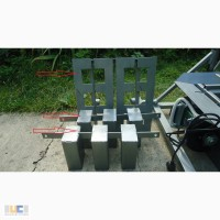 Вибростанок «НВС-2» для производства стеновых блоков