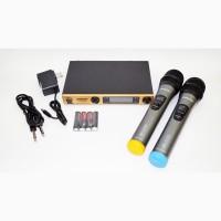 Радиосистема SHURE SH-588D база 2 радиомикрофона