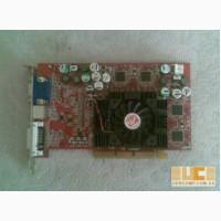Продам Видеокарту AGP 128 MB Radeon 9500
