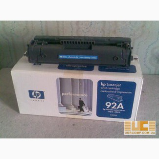 Продам оригинальный картридж HP (C4092A) LJ 1100