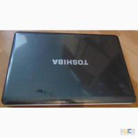 Ноутбук Toshiba Satellite L500-200 на запчасти (разборка)