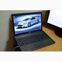 Надежный 4-х ядерный ноутбук Acer Travel Mate 5740(танки можно играть)