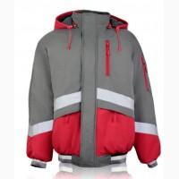 Куртка утепленная рабочая Грей укороченная