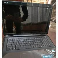 Отличный ноутбук Asus K70IJ с большим экраном 17, 3