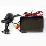 Цветной монитор 5 с 2-мя видеовыходами