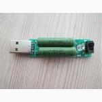 USB нагрузка переключаемая 1А / 2А для тестера по Киеву и Украине видео