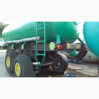 МЖТ-12Е Машина, бочка для внесения жидкого навоза, жидких органических удобрений