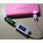 USB нагрузка переключаемая 1А / 2А, нагрузочный резистор, тестер по Украинe цена см.видeo