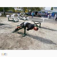 Уличные тренажеры и оборудование, спортплощадки, Киев