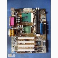 Материнская плата асус cuple-vm Socket 370 работает!+процессор