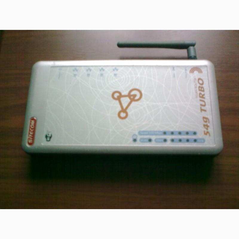 Фото 2. Wi-Fi роутер Sitecom WL-173