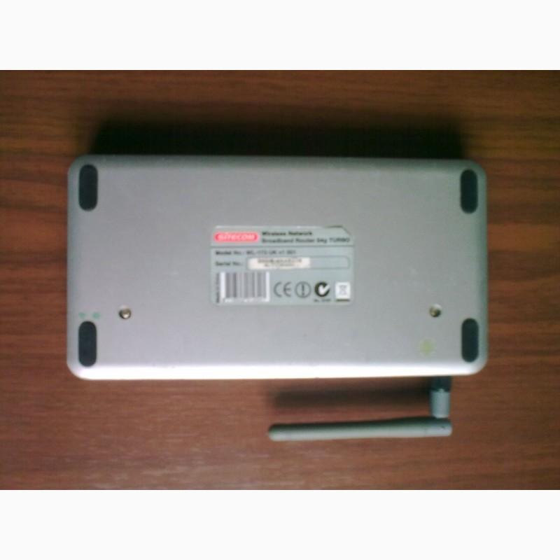 Фото 4. Wi-Fi роутер Sitecom WL-173