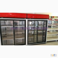 Холодильное оборудование. Холодильные витрины, боннеты, регалы