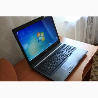 Большой Медиа игровой ноутбук Acer Extensa7620G